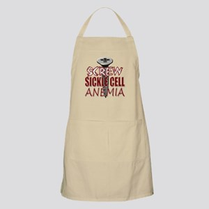 Screw Sickle Cell Anemia Apron