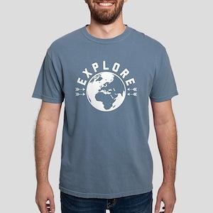 Explore Mens Comfort Color T-Shirts