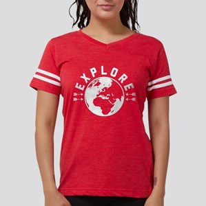 Explore Womens Football T-Shirts