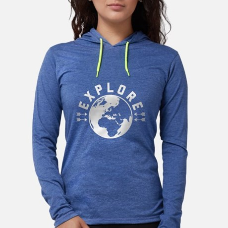 Explore Women's Hooded Tee