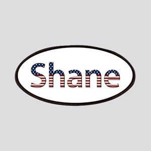 Shane Stars and Stripes Patch