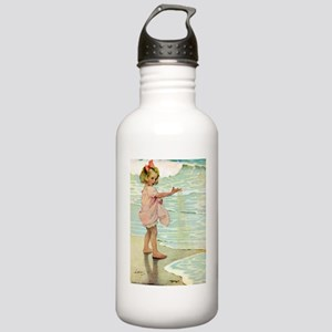 By The Ocean Stainless Water Bottle 1.0L
