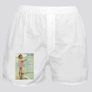 By The Ocean Boxer Shorts