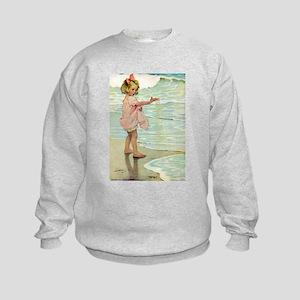 By The Ocean Kids Sweatshirt