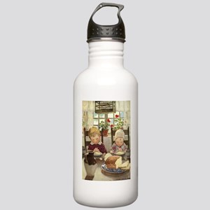 Saying Grace Stainless Water Bottle 1.0L