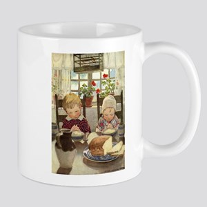 Saying Grace Mug