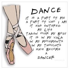 Dance Canvas Art