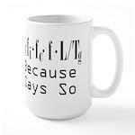 drakeequationforshirt Mugs