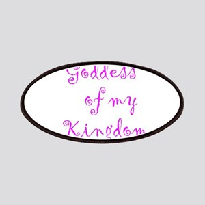 Goddess of my Kingdom Patches