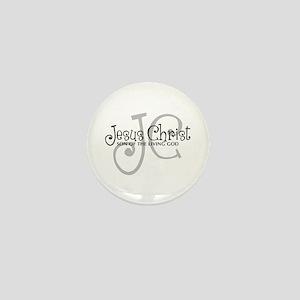 Jesus Christ - Son of the Living God Mini Button