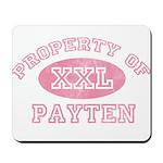 Property of Payten Mousepad