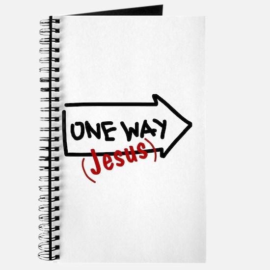 One Way (jesus) Journal