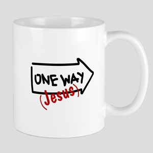 One Way (Jesus) Mug