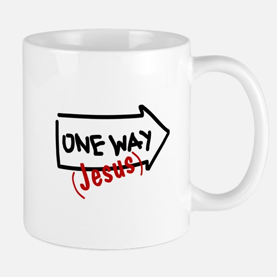 One Way (Jesus) Mug