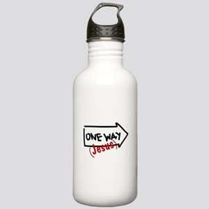 One Way (Jesus) Stainless Water Bottle 1.0L