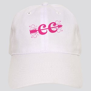 Pink CC Cross Country Cap