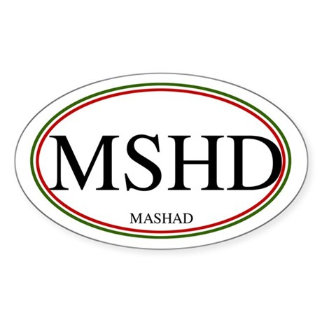 Mashad Sticker