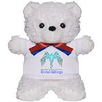 tribal wings Teddy Bear