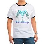 tribal wings Ringer T
