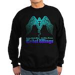 tribal wings Sweatshirt (dark)