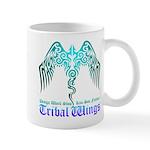 tribal wings Mug