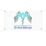 tribal wings Banner
