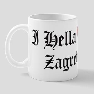Hella Love Zagreb Mug