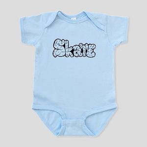 Skate Rocks Infant Bodysuit