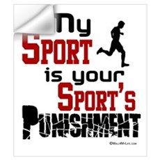 My Sport Wall Decal