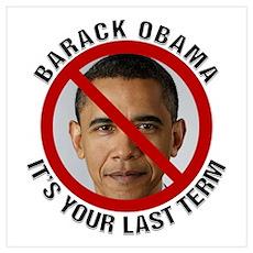 Barrack Obama IYLT Poster