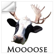 Moooose Wall Decal