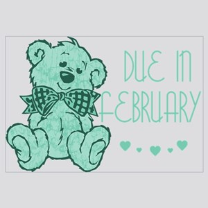 Green Marble Teddy Due February