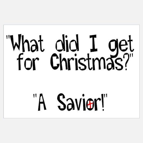 Christmas Savior