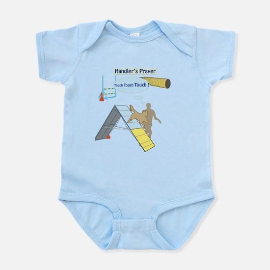 Handler Prayer - Touch Infant Bodysuit