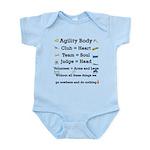 Agility Body Infant Bodysuit