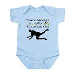 Agility Dirt Infant Bodysuit