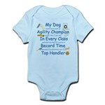 Agility Champion Infant Bodysuit