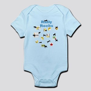 Rally 5 Infant Bodysuit