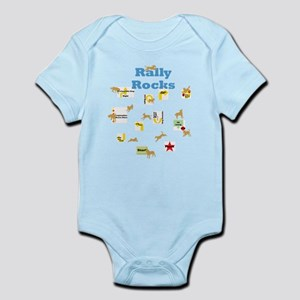 Rally 4 Infant Bodysuit
