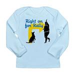 Rally 2 Long Sleeve Infant T-Shirt