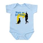 Rally 2 Infant Bodysuit