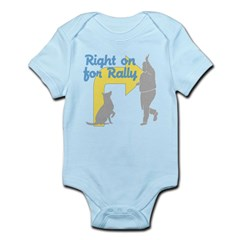 Rally 1 Infant Bodysuit