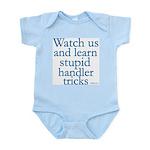 Watch Us Infant Bodysuit