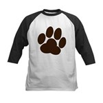 Friendly Paws Kids Baseball Jersey