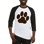 Friendly Paws Baseball Jersey