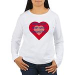 Share Your Heart Women's Long Sleeve T-Shirt