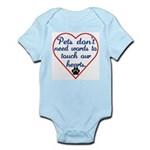 Touch Your Heart v4 Infant Bodysuit