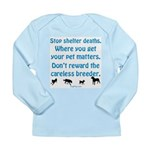 Get Your Pet Long Sleeve Infant T-Shirt