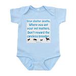 Get Your Pet Infant Bodysuit