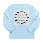 Bad Day Long Sleeve Infant T-Shirt